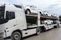 خودروهایی لوکس قاچاق به مقصد نرسیدند