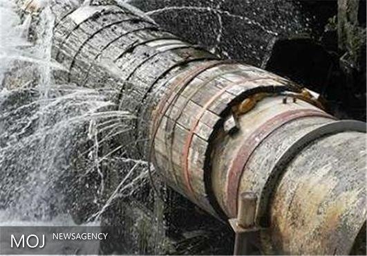 بیش از ۴۵۰ کیلومتر از شبکه آب و فاضلاب کرمانشاه فرسوده است