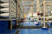 بزرگترین پروژه شیرینسازی آب دریا در بندرعباس به بهرهبرداری میرسد