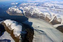 تاثیر گرمترین تابستان گرینلند بر روی یخهای قطبی