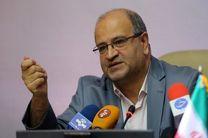 گردش ویروس کرونا در تهران کاهش یافته ولی ویروس ضعیف نشده است