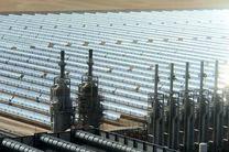 نیروگاه خورشیدی نفت و گاز کارون به بهرهبرداری رسید
