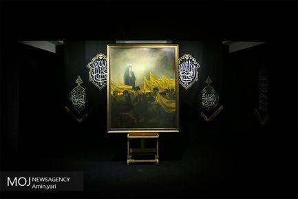 آخرین+اثر+نقاشی+حسن+روح+الامین