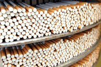 کشف ۴۳۰ هزار نخ سیگار خارجی در کرمانشاه