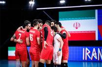 تیم ملی والیبال ایران با عبور از دیوار چین فینالیست شد