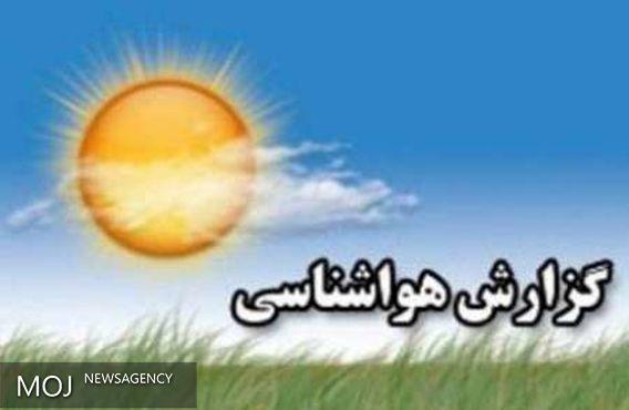 دمای هوای تهران امروز به ۴۱ درجه می رسد