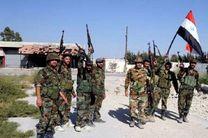 ادامه پیشروی ارتش سوریه در استان دیرالزور در شرق این کشور