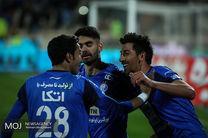 نتیجه بازی نساجی مازندران و استقلال/ حمله استقلال به صدر جدول در شهید وطنی