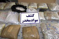کشف 24 کیلو مواد مخدر در منزل روستایی در کنگاور