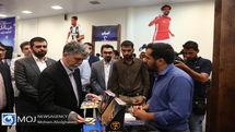 بازدید وزیر ارشاد از مسابقات بازی های ویدیویی ایران