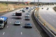 وضعیت ترافیکی معابر بزرگراهی پایتخت در صبحگاه دوشنبه ۲۸ تیر ۱۴۰۰