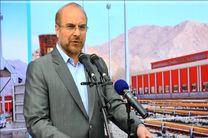 تغییر مکان سخنرانی قالیباف در ساری