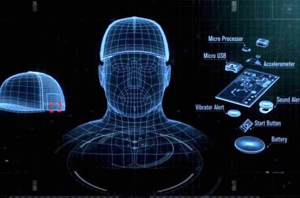 کلاه ضد خواب برای رانندگان کامیون ساخته شد