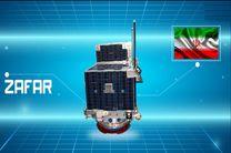 ماهوارههای ظفر به پایگاه فضایی تحویل داده شد