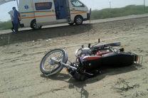 اغلب مجروحان و فوتیهای حوادث موتورسیکلت ۱۰ تا ۲۰ سال دارند