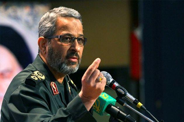 پیام تسلیت رئیس سازمان بسیج در پی حادثه تروریستی میرجاوه