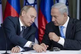 نفوذ ایران در سوریه، موضوع گفتگوی پوتین و نتانیاهو