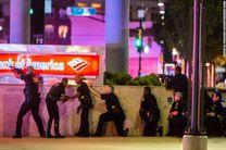 پلیس یک تکتیرانداز را کشت / احتمال تروریستی بودن این حمله رد شد