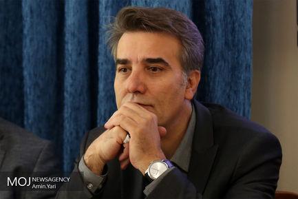 حمیدرضا نوربخش-مدیرعامل خانه موسیقی