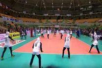شکست دختران والیبالیست ایران مقابل هنگکنگ