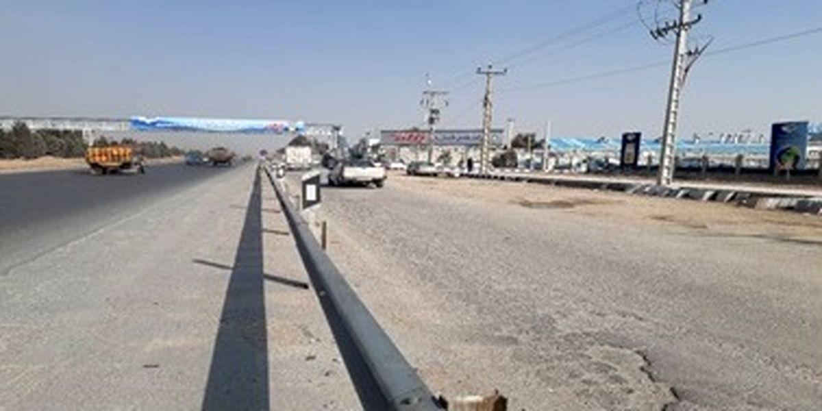 ایمن سازی 5 نقطه مصوب پرتصادف در استان اصفهان