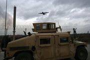 حمله به کاروان نظامیان آمریکایی در بزرگراهی در بغداد