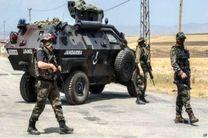 ۲۰ کشته در درگیری نیروهای امنیتی ترکیه و پ ک ک