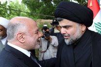 احتمال موافقت صدر با نخست وزیر دوباره العبادی
