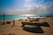 اراضی ساحلی قشم رفع تصرف شدند