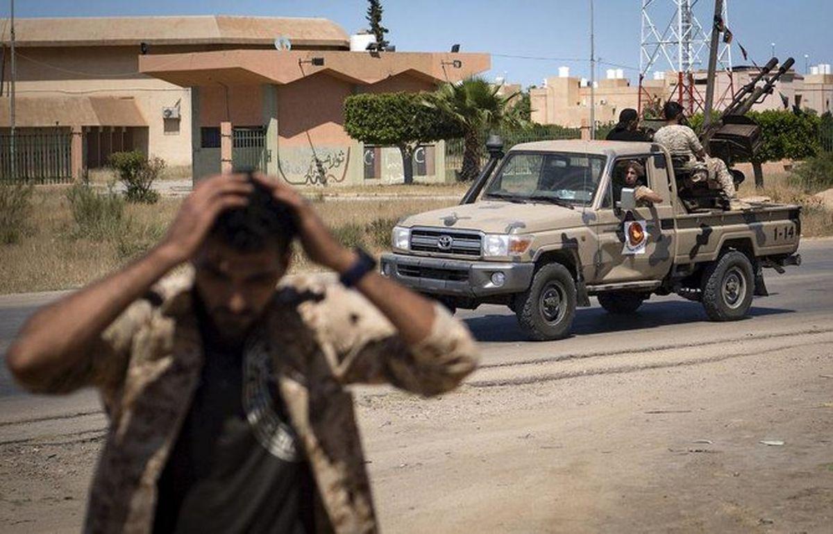 نیروهای خلیفه حفتر، 3 غیرنظامی لیبیایی را به قتل رساندند