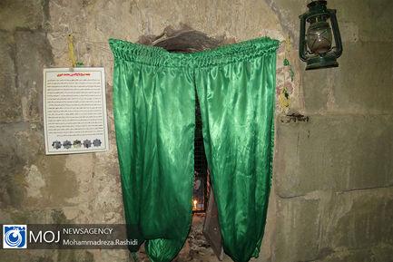 بقعه شیخ محمود خیوی با ۷۰۰ سال قدمت در آستارا