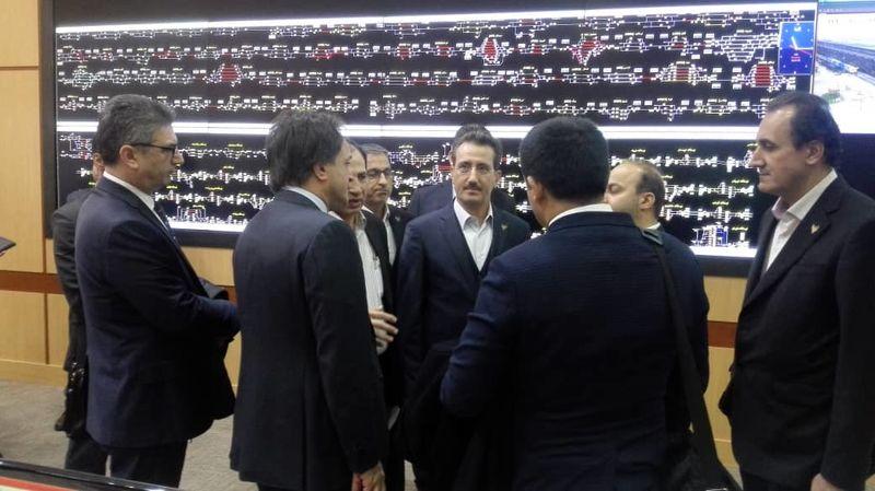 راه آهن تهران-آنکارا راه اندازی می شود