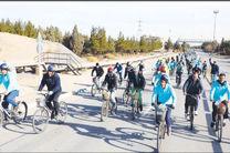 برگزاری همایش دوچرخه سواری و پیاده روی در شرکت فولاد مبارکه و مجتمع فولاد سبا