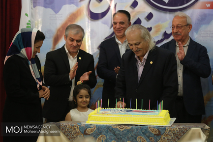 جشن تولد هنرمندان پیشکسوت متولد شهریور ماه