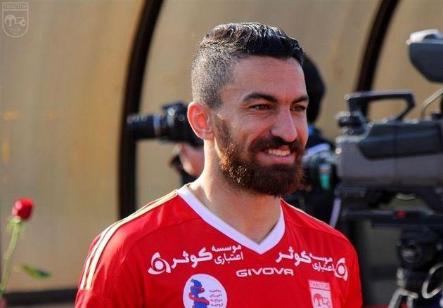 خالد شفیعی از تراکتورسازی به AFC شکایت کرد