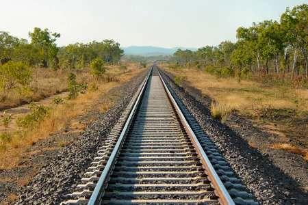 خط آهن قزوین – رشت فردا به طور آزمایشی به بهره برداری خواهد رسید