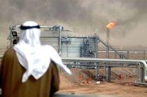 کاهش ذخیره سازی نفت در عربستان
