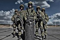 نیروی زمینی روسیه در انتظار فرمان پوتین است
