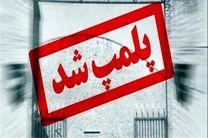 پلمب 22 واحد صنفی موادغذایی درشهرستان میناب