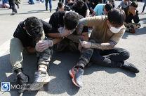 دستگیری اعضای باند 6 نفره سارقان منزل در شاهین شهر/ اعتراف به 5 فقره سرقت
