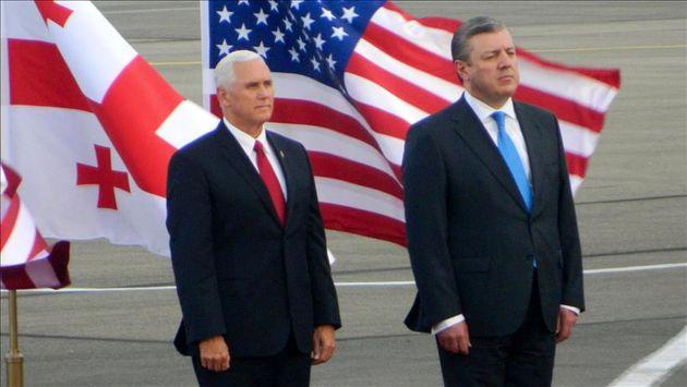 آمریکا در صدد حمایت همه جانبه از گرجستان مقابل روسیه است