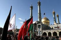 تجمع بزرگ «رهروان زینبی» در آستان امامزاده علی بن جعفر(ع) برگزار میشود