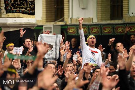 دیدار هزاران نفر از قشرهای مختلف مردم آذربایجان شرقی با مقام معظم رهبری