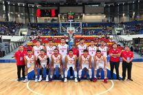 شکست بسکتبالیستهای امید برابر کرهجنوبی