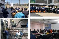 اهم اقدامات پیشگیرانه بسیج شهید تندگویان ذوب آهن اصفهان در شرایط کرونایی