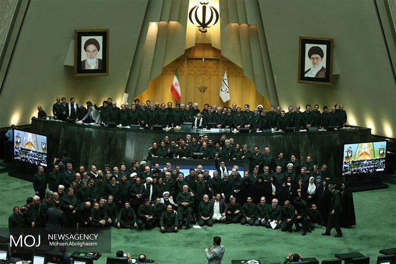 تعدادی از نمایندگان با فرمانده سپاه تهران دیدار کردند