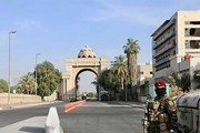 اصابت چندین موشک کاتیوشا به منطقه سبز بغداد