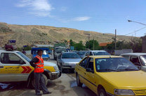 راهدارخانه در قم ،آماده ارائه خدمات رفاهی به عزاداران حسینی