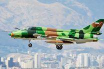 ۱۰ فروند جنگنده بمب افکن سوخو ۲۲ سپاه عملیاتی شد