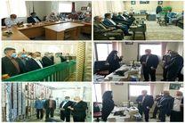سفر یک روزه مدیر مخابرات اصفهان به شهرستان نطنز
